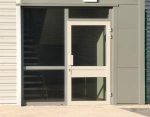 aluminium door 1