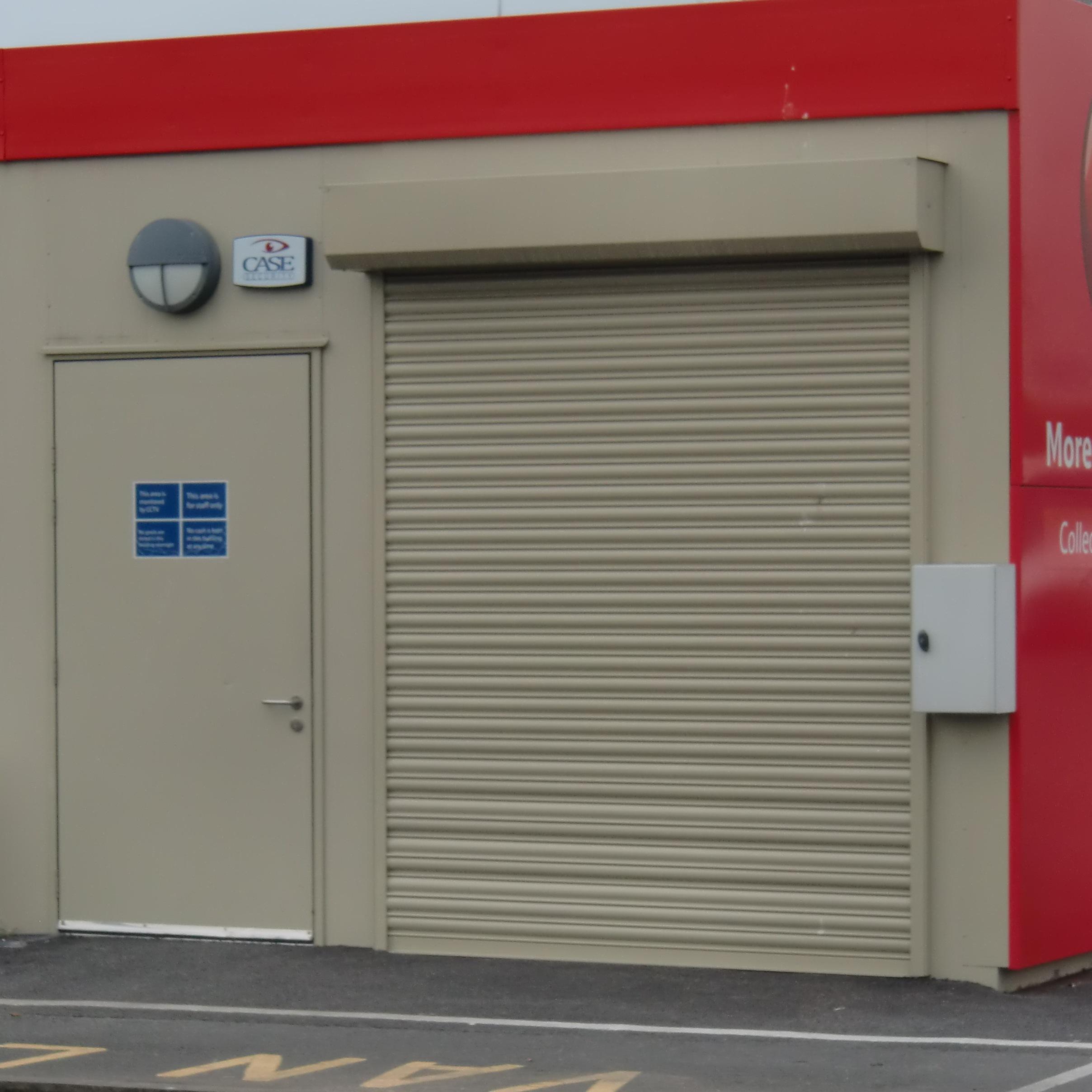 Roller Shutter Door : Roller shutter door industriesdoor industries